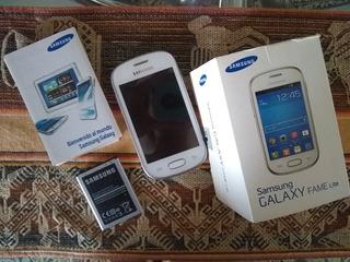 Celular Samsung Galaxy Fame Lite