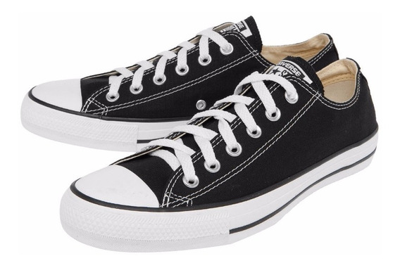 Tênis Converse All Star Chuck Taylor Core Ox Preto Original