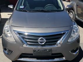 Nissan Versa 1.6 Advance Tm 2017