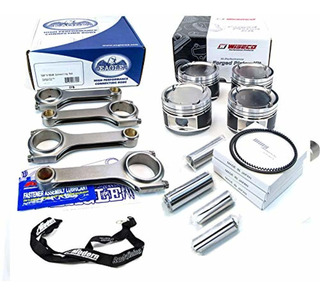 Wiseco Pistons Eagle Rods 100mm 8.9:1 For
