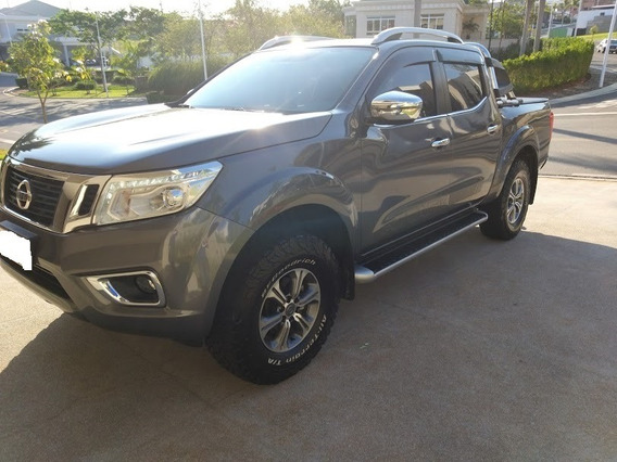 Nissan Frontier Le At 2018 Completa