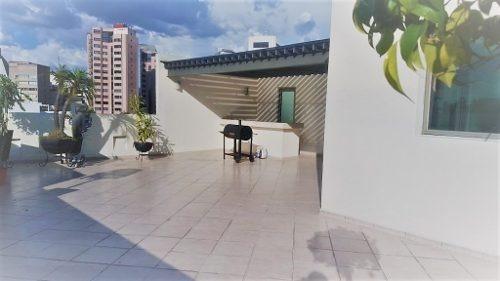 Renta Departamento Ph En Lomas De Chapultepec.