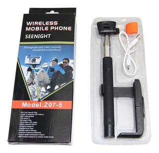 Palo Selfie Tripode Monopod Bluetooth Z07-5