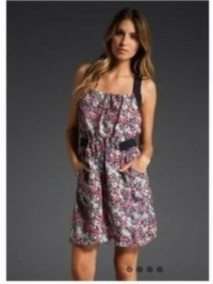 Vestido Juicy Couture Estampado Casual Corto