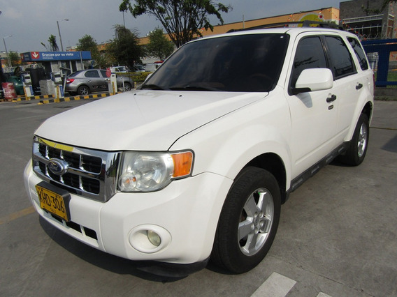 Ford Escape At 3000 Escape Xlt Full 4x4
