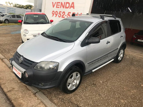 Volkswagen Crossfox 1.6 Total Flex 2009 Oportunidade