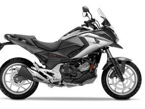 Honda Nc750 X 2018 0km