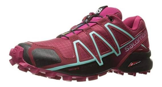 Zapatillas Salomon Speedcross 4 Mujer W Running Originales