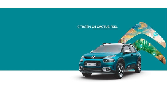 Citroen C4 Cactus Feel Manual 0km - Entrega Inmediata - Darc