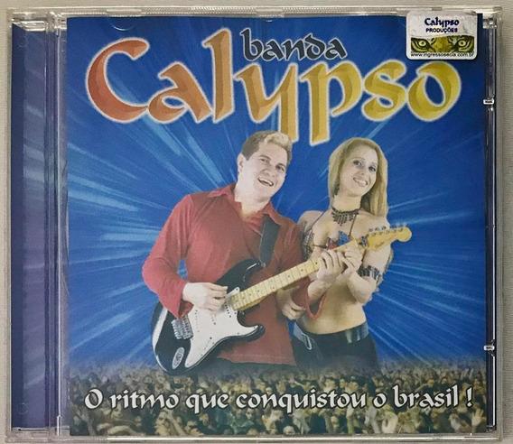 Cd Banda Calypso O Ritmo Que Conquistou O Brasil - B2
