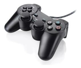 Controle Analógico Ps2 Com Fio Play 2 Joystick Dualshock