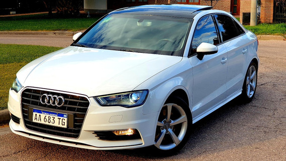Audi A3 1.8 Sedan Tfsi Stronic 180cv Stronic 7at Levas 2016