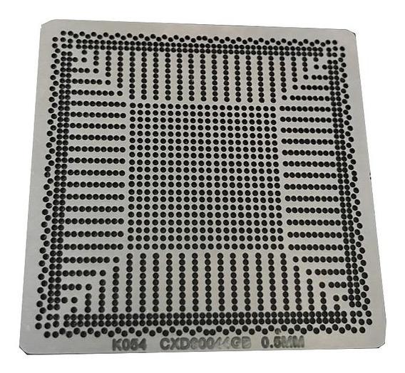 Ps4 Pro Stencil Estencil Playstation 4 4k Cxd90044gb 0,50