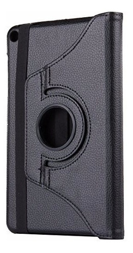 Estuche 360 Para Tablet Huawei Mediapad T1 8 PuLG -negro