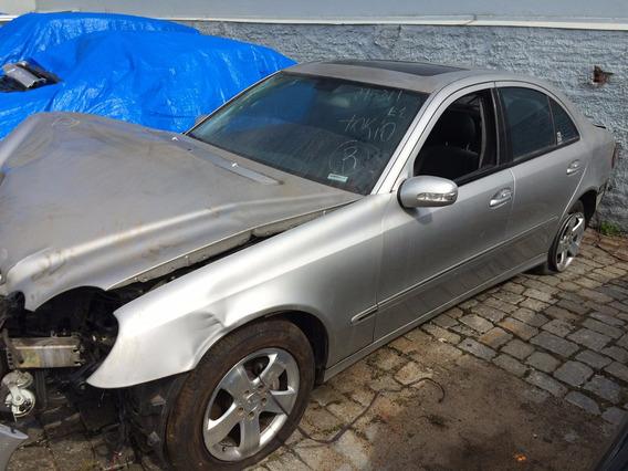 Sucata Mercedes E320 2003 2004 2005 Retirada De Peças