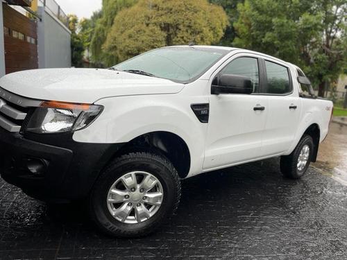 Ford Ranger 2016 Xl 2.2 4x4 76.000km Unico Dueño Mardelplata
