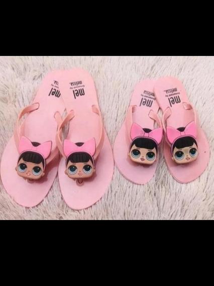Sandalha Mãe E Filha