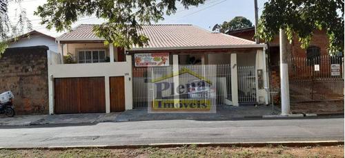 Casa Com 3 Dormitórios À Venda, 310 M² Por R$ 1.000.000,00 - Jardim Nossa Senhora De Fátima - Hortolândia/sp - Ca4270