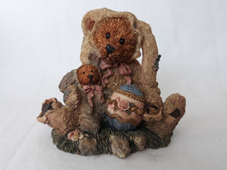 Osos Con Disfraz De Pascua Porcelana Boyds Bears And Friends
