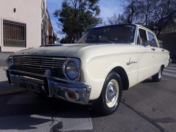 Ford Falcon Stándard 1964 1 Dueño Permuto X Auto Particular