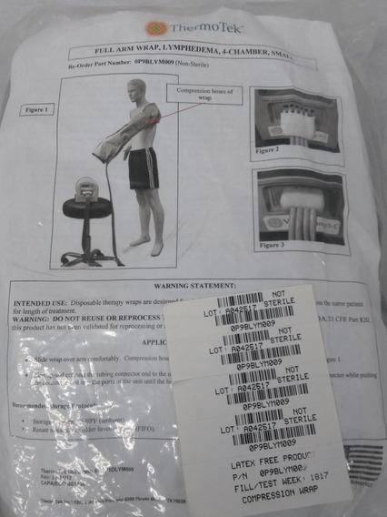 Manga P/brazo Uso Dispositivo Linfedema Vascucomp 1l-tallas
