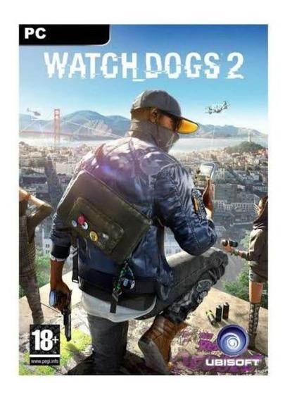 Watch Dogs 2 Pc + Bonus. Envio Imediato !!