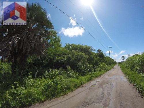 Terreno A Venda Em Caucaia Na Br-020 - 256