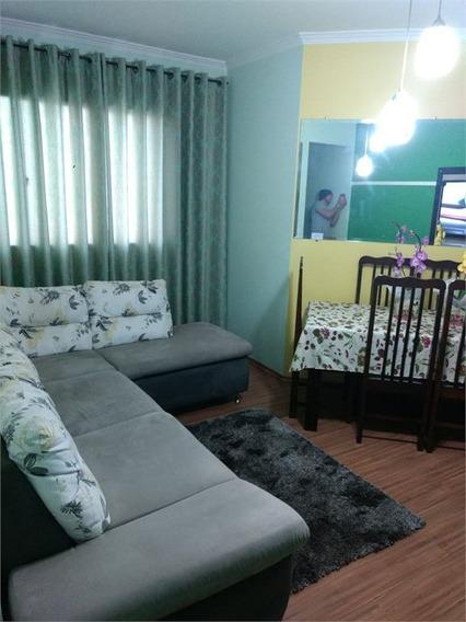 Apartamento Bem Localizado No Taboão Da Serra, 2 Dormitórios. - 273-im447377