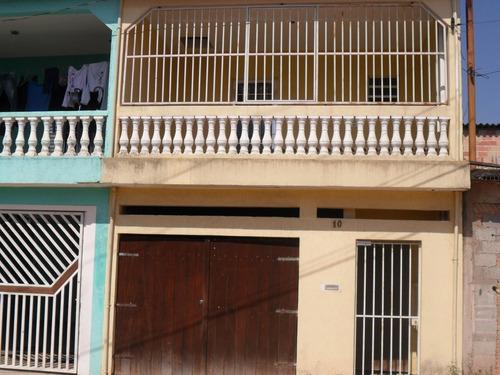 Sobrado-3 Dormitorios- Jd. Almeida- 2212 - 2212