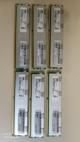 Kit 24gb Ram Ddr3 Hynix Pc3-10600r Ecc Registrada Servidor