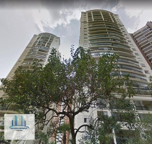 Imagem 1 de 30 de Apartamento Com 3 Dormitórios À Venda, 100 M² Por R$ 1.550.000 - Moema - São Paulo/sp - Ap3288
