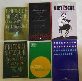 Super Lote De 6 Livro Friedrich Nietzsche