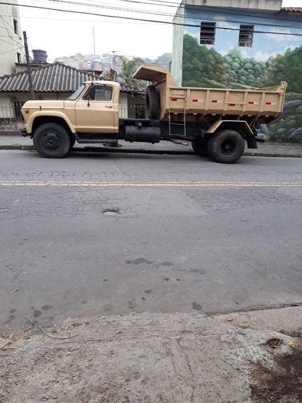 Caminhão Basculante Gm D90 1980