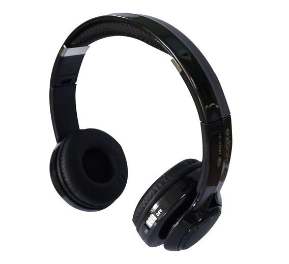 Fone De Ouvido Bluetooth C/ Sd / Mp3 / Fm / Aux