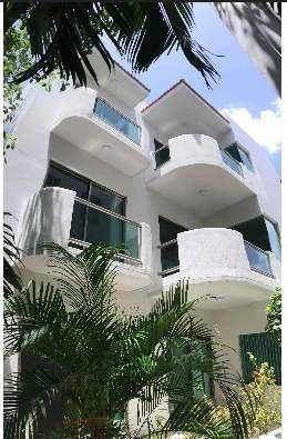 Inversion De Edificio Con Departamentos En Playa Del Carmen