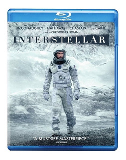 Interstellar 2 Blu-ray Importado Nuevo Original Cerrado