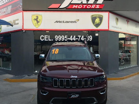 Jeep Grand Cherokee 5p Limited Lujo 4x2 V6/3.6 Aut