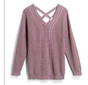 Sweter Talla M, Nuevo Sin Etiqueta, Abrigador,algodón