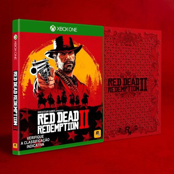 Red Dead Redemption 2 (steelbook Version) Xbox One