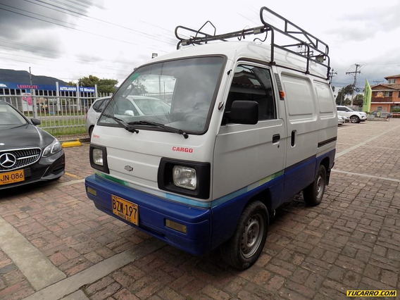 Chevrolet Super Carry 1.0cc Mt Sa