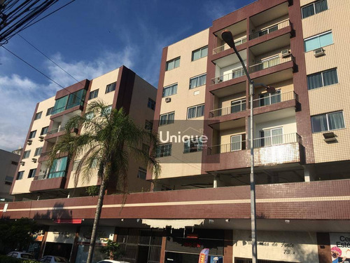 Apartamento De Frente No Centro De Cabo Frio - Ap0237
