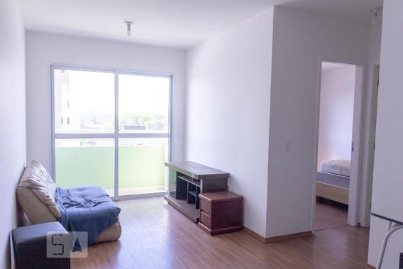 Apartamento No 7º Andar Mobiliado Com 2 Dormitórios E 1 Garagem - Id: 892971325 - 271325