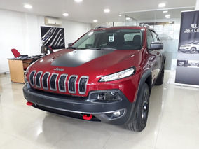 Jeep Cherokee Trailhawk V6 2018 0km