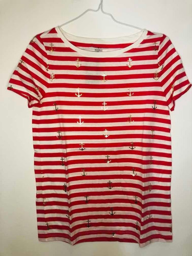 Remera Tommy Hilifiger Mujer Única