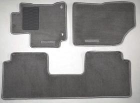 Tapete Carpete Super Luxo Corolla - 2009 A 2014 - 3 Peças