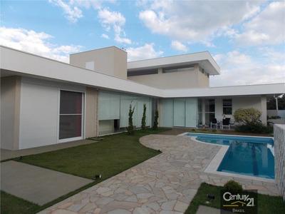 Casa Residencial Para Venda E Locação, Haras Pindorama - Cabreúva/sp - Li1355