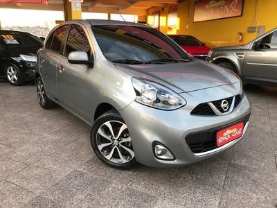 Nissan March Sl 1.6 16v Flex, Gbp0356