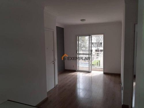 Imagem 1 de 15 de Apartamento Com 2 Dormitórios Para Alugar, 60 M² Por R$ 1.850,00/mês - Limão (zona Norte) - São Paulo/sp - Ap1573