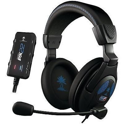Audifono Comunicador Turtle Beach Px22 Playstation/xbox/pc