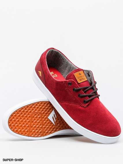 Zapatilla Unisex Emerica The Romeo Laced